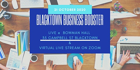 Blacktown Business Booster 2020 tickets