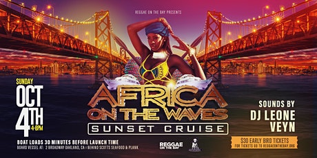 AFRICA ON THE WAVES tickets