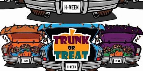 Trunk o' Treat tickets