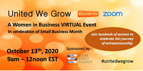 United We Grow - Women in Business Event tickets