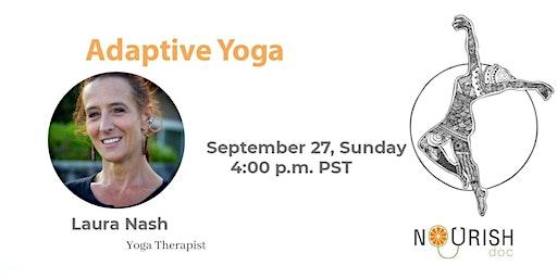Adaptive Yoga for Kids