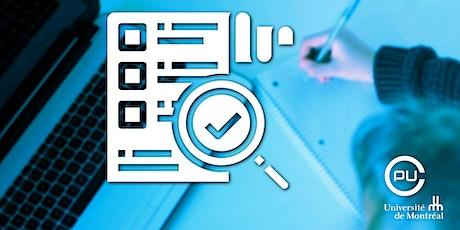 Concevoir des grilles d'évaluation billets