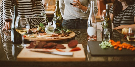 Fall Cooking Demonstration & Dinner tickets