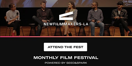 NewFilmmakers Los Angeles Virtual Film Festival - October 17th, 2020 tickets