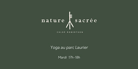 Mardis Yoga au Parc Laurier tickets