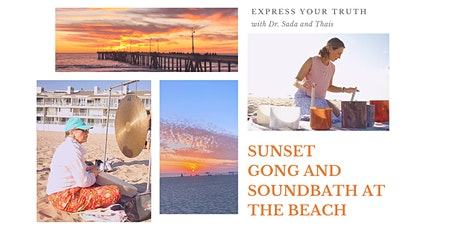Sunset Gong and Crystal Soundbath Meditation tickets