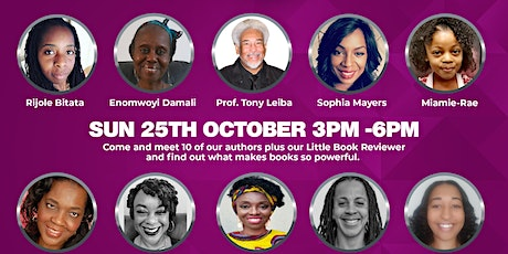 Conscious Dreams Authors Online: Black Authors on the Rise tickets