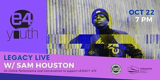 Legacy Live With Sam Houston