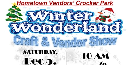 Winter Wonderland Craft & Vendor Show tickets