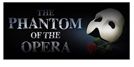 An Evening With Broadway Phantom of the Opera David Gaschen @ Verona Villa tickets