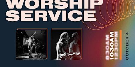 Worship Service (10:30am) tickets