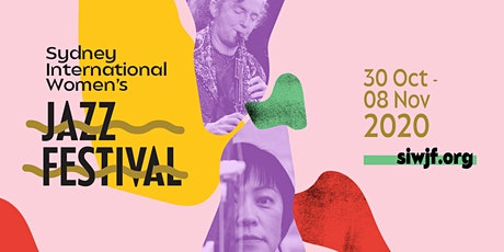 Sydney Int. Women's Jazz Festival: Evans/Elphick/Odamura tickets