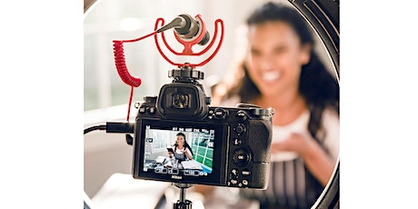 Social Media Content Creation - Online w/Nikon & Rotolight tickets