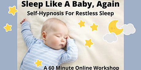 Self-Hypnosis for Restless Sleep tickets