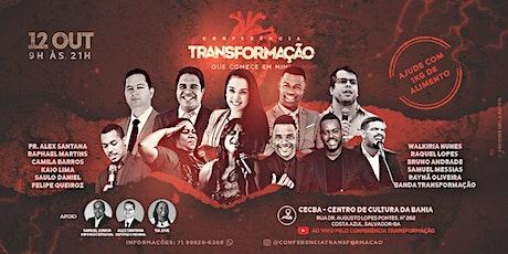 Conferência Transformação 2020 (12-10-2020) billets