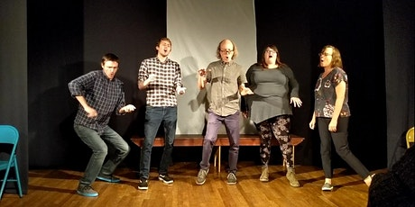 Oaktown Improv Show on Zoom tickets