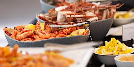 Gallery Restaurant - $75.00 Seafood Buffet - Caulfield Cup tickets