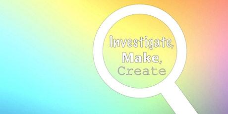 Investigate, Make, Create - Orere School tickets