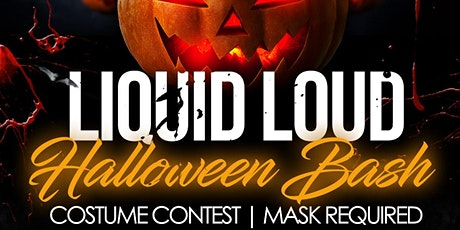 Liquid Loud Halloween Bash tickets