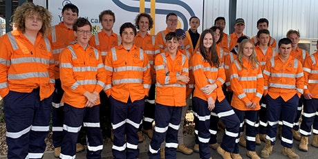 Discovering Rail Infrastructure Careers tickets