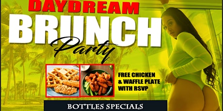 Daydream Brunch Party at King of Diamonds tickets