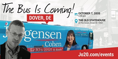BUS TOUR 2.0 with Spike Cohen: Dover, DE tickets