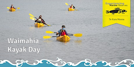 Waimahia Kayak Day tickets
