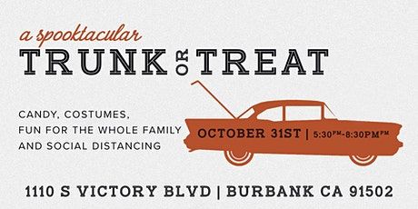 Trunk or Treat billets