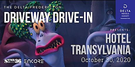 Delta Haunted Hotel Drive-In | FRIDAY OCT 30 | Hotel Transylvania tickets