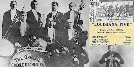 'History of Jazz in NYC' Webinar & 78rpm Listening Party: Vaudeville Days tickets