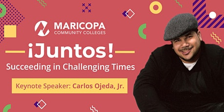 Juntos!: Succeeding in Challenging Times tickets
