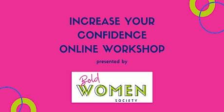Increase your Confidence with the Confidence Résumé tickets