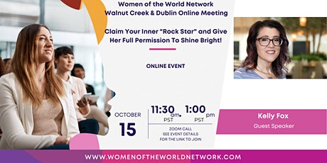 Women of the World Network Walnut Creek and Dublin Chapter Meeting tickets