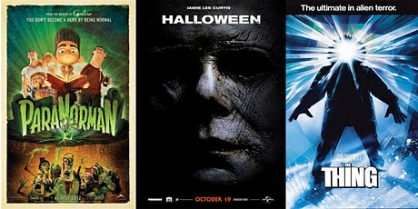 HALLOWEEN MOVIES - SATURDAY NIGHT (Screen 2) tickets