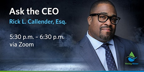 Ask the CEO series tickets