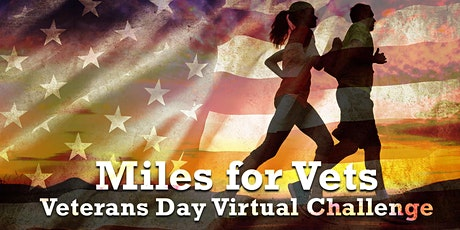 Miles for Vets Virtual Challenge tickets