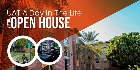UAT A Day in the Life Virtual Open House tickets