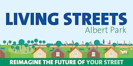Albert Park Living Streets Community Design Workshop tickets