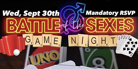 Battle of the Sexes Industry Happy Hour & Game night (Sponsor by Casamigos) tickets
