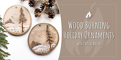 Holiday Workshop: Create Artisan Ornaments