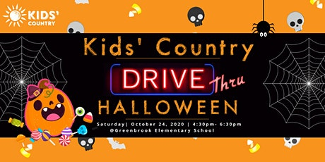 Kids' Country Halloween Drive Thru tickets