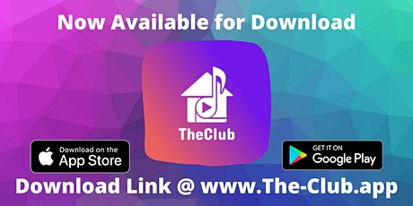 TheClub App Store Launch Event tickets