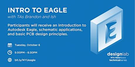 Intro to EAGLE Design tickets
