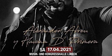 Alexander Abreu & Havana d'primera Live Konzert Tickets
