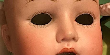 Make a Creepy Dolls Head Planter @Kingston Library tickets