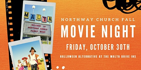 Family Movie Night & Trunk Or Treat tickets