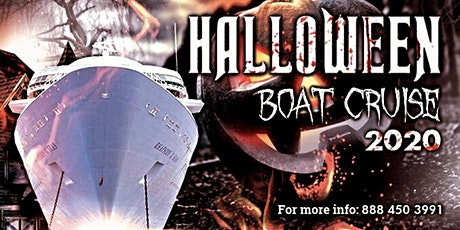 Halloween Boat Cruise Vancouver 2020 (Cancelled) tickets