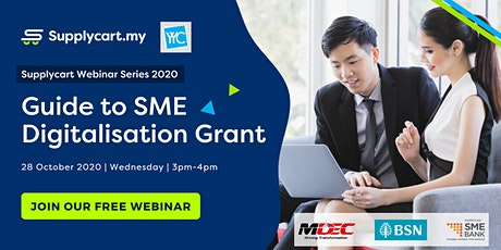 Guide to SME Digitalisation Grant tickets