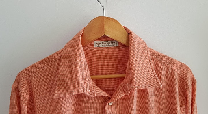 Grow Your Sew - 2 Day Shirt Making Workshop image