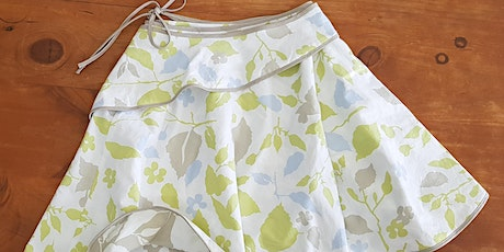 Grow Your Sew - Draft & Sew a Wrap Skirt tickets